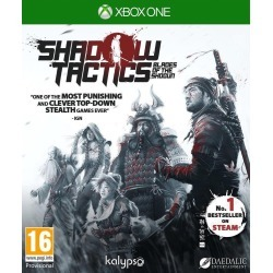 Shadow Tactics Blades Of Shogun (Xbox One) found on Bargain Bro UK from G2G Limited - Go 2 Games