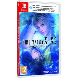 Final Fantasy X/ X-2 HD Remaster (Nintendo Switch) found on Bargain Bro UK from Go2Games.com