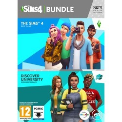 The Sims 4 Plus University (PC)
