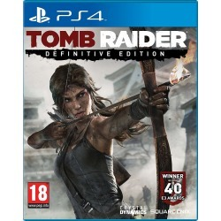 Tomb Raider - Definitive Edition (PS4) found on Bargain Bro UK from Go2Games.com