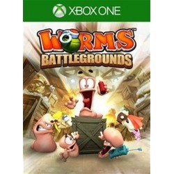 Worms Battlegrounds (Xbox One) found on Bargain Bro UK from Go2Games.com