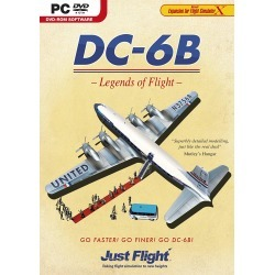 DC 6B Legends Of Flight (PC)