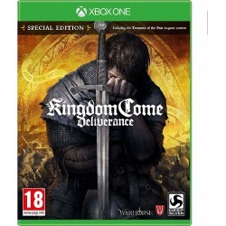 Kingdom Come Deliverance Special Edition (Xbox One) found on Bargain Bro UK from G2G Limited - Go 2 Games