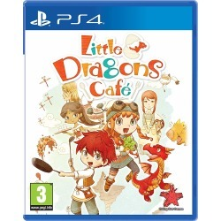 Little Dragons Cafe (PS4) found on Bargain Bro UK from G2G Limited - Go 2 Games