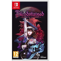 Bloodstained Ritual Night (Nintendo Switch) found on Bargain Bro UK from Go2Games.com