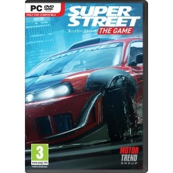 Super Street The Game (PC) found on Bargain Bro UK from G2G Limited - Go 2 Games