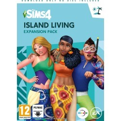 The Sims 4 Island Living (PC)