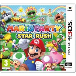 Mario Party: Star Rush (Nintendo 3DS) found on Bargain Bro UK from G2G Limited - Go 2 Games