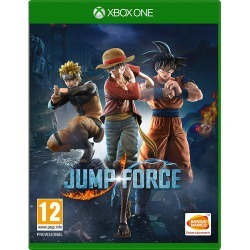 Jump Force (Xbox One) found on Bargain Bro UK from G2G Limited - Go 2 Games