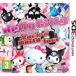 Hello Kitty Rock N World Tour (Nintendo 3DS) found on Bargain Bro UK from G2G Limited - Go 2 Games