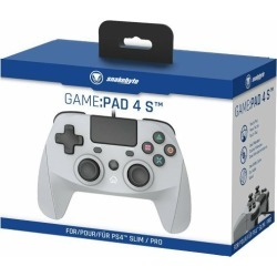 PS4 Controller Snakebyte Grey