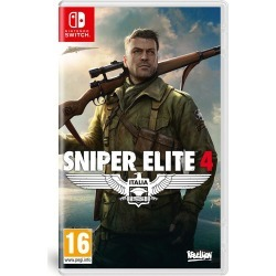 Sniper Elite 4 (Nintendo Switch) found on Bargain Bro UK from Go2Games.com