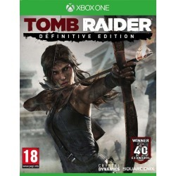 Tomb Raider Definitive HD (Xbox One) found on Bargain Bro UK from G2G Limited - Go 2 Games