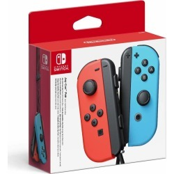 Nintendo Switch Joy-Con Pair Neon Red/Blue (Nintendo Switch)