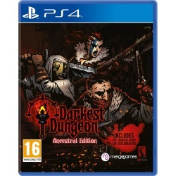 Darkest Dungeon Ancestral Edition (PS4) found on Bargain Bro UK from Go2Games.com