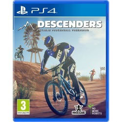 Descenders (PS4) found on Bargain Bro UK from Go2Games.com
