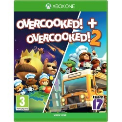 Overcooked 1 and 2 (Xbox One) found on Bargain Bro UK from Go2Games.com