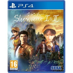 Shenmue 1 & 2 (PS4) found on Bargain Bro UK from Go2Games.com