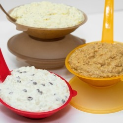 """Rice to Riches - Rice Pudding Best Sellers - 3 """"Epic"""" Size"""
