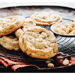 Christie Cookie Company - White Chocolate Macadamia Nut Cookie Tin - 10 Pack