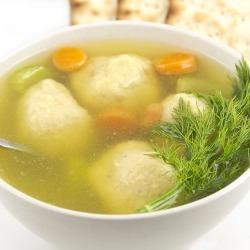 Charm City Kosher - Kosher Matzoh Balls - 6 Pack found on Bargain Bro India from Goldbelly for $12.00