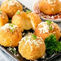 Ralphie's Rice Balls - Classic Rice Balls - 12 Pack found on Bargain Bro India from Goldbelly for $79.00