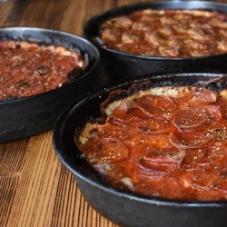 Pequod's Pizza - Pan-Style Deep Dish Pizza Best Sellers - 3 Pack