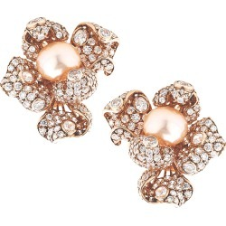 Rose Blossom Earrings found on Bargain Bro India from The List for $2465.00