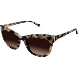 Neutral Women's Kate Young For Tura Scarlett Sunglasses
