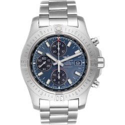 Colt Blue Dial Automatic Chronograph Steel Mens Watch A13388
