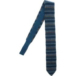 Missoni Silk And Wool Tie Cr62wmu7096 3 found on Bargain Bro India from The List for $100.00