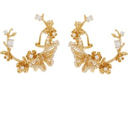Diamond Orchard Earrings found on Bargain Bro India from The List for $2155.00