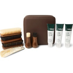 Travel Shoe Care Set With Leather Case found on Bargain Bro India from The List for $3229.00