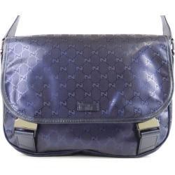 Gg Imprime Messenger Bag found on MODAPINS from The List for USD $684.00
