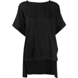Oversized Black Blouse found on Bargain Bro India from The List for $264.00