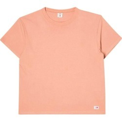 Edwin Basic T-Shirt (Soft Orange) found on MODAPINS from The List for USD $109.00