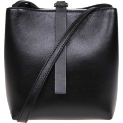 Proenza Schouler Nappa Frame Shoulder Bag Color Black found on Bargain Bro India from The List for $1242.00