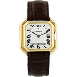 Ceinture Paris 18K Yellow Gold Ladies Automatic Watch
