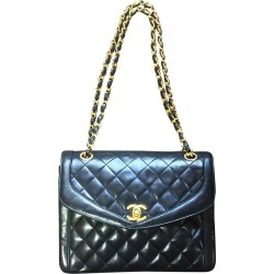 Black Chain 2.55 Shoulder Bag found on Bargain Bro India from The List for $2200.00