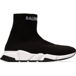 Black Men's Speed Sneakers