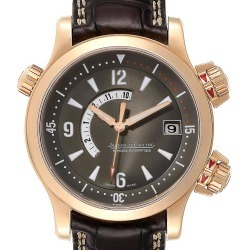 Jaeger Lecoultre Master Compressor Memovox Rose Gold Watch 146.2.97 Q1702440 found on MODAPINS from The List for USD $12039.00