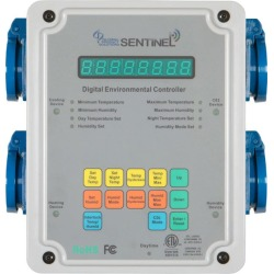 Sentinel DEC-4 Digital Environmental Controller *DISCONTINUED*