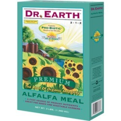 Dr. Earth Alfalfa Meal *DISCONTINUED*
