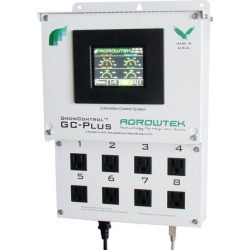 AgrowTek GC-PLus Control System with 8 120V/15A oulets found on Bargain Bro India from Growershouse.com for $1854.55