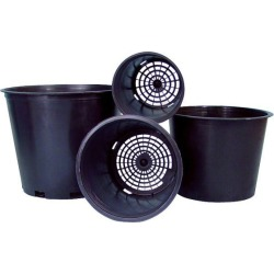 Mesh Bottom Pots   10