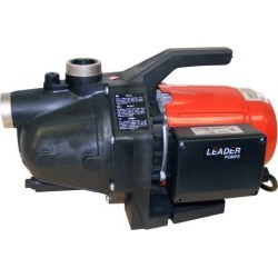 Leader Ecojet 120 3/4 HP 1 - 115 Volt - 960 GPH Water Pump
