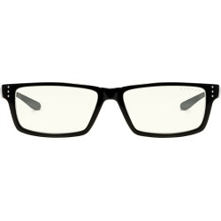 Riot (Frame Color: Onyx, Prescription Lens: Standard Rx, Lens Tint: Liquet Transitions) found on Bargain Bro India from GUNNAR Optiks for $249.00