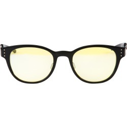 MOD Prescription (Frame Color: Onyx, Prescription Lens: Single Vision, Lens Tint: Amber-Transitions)