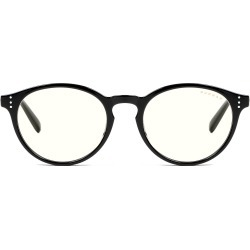 Attaché Prescription (Frame Color: Onyx, Prescription Lens: Single Vision, Lens Tint: Clear)
