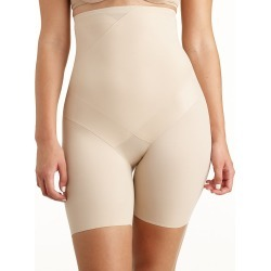 TC Fine Intimates 4439 Tummy Tux High Waist Thigh Slimmer (Nude 2X) found on Bargain Bro Philippines from herroom.com for $72.00